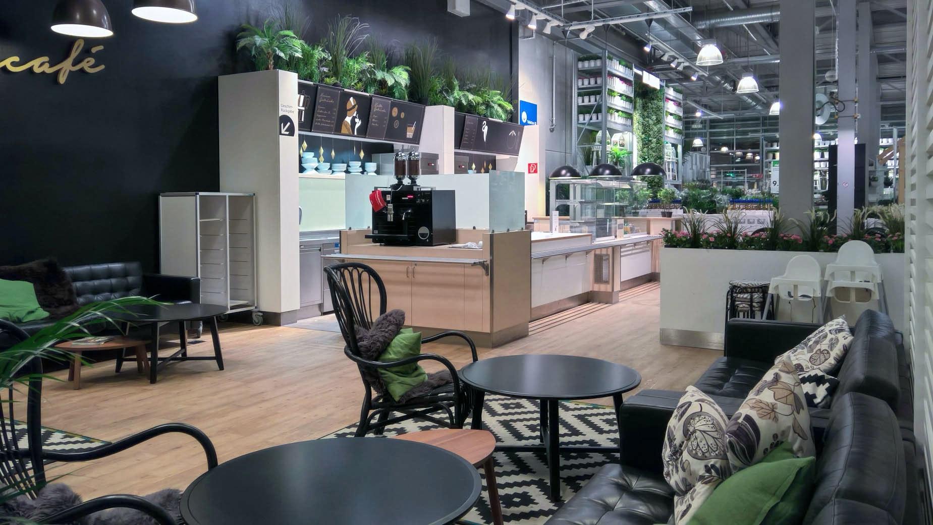 Cafés Bei Ikea: Fürs Päuschen Vor Der Möbellagerschlacht.